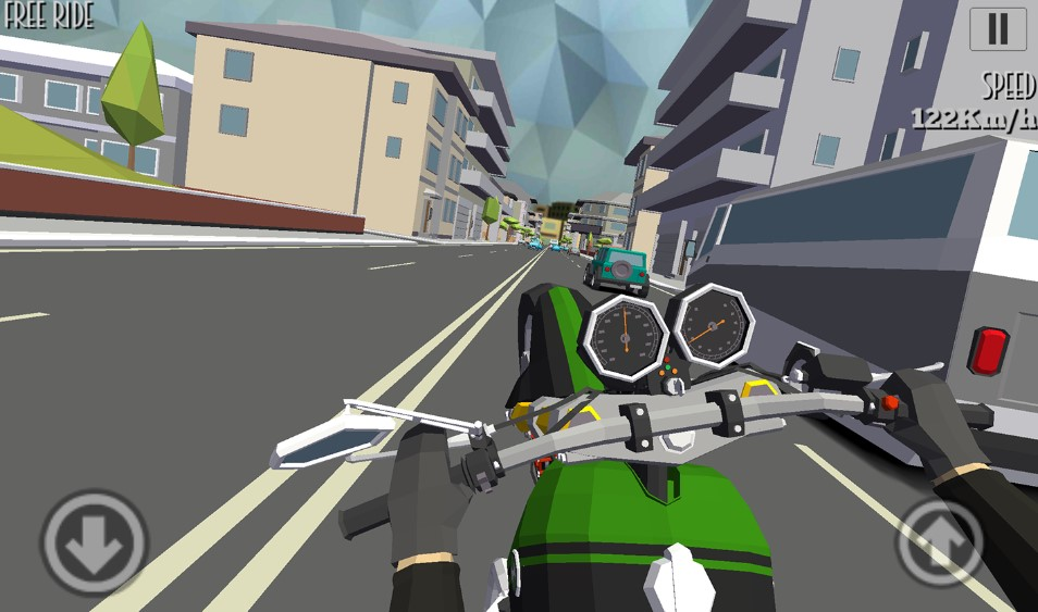 Wheelie Games on Mobile