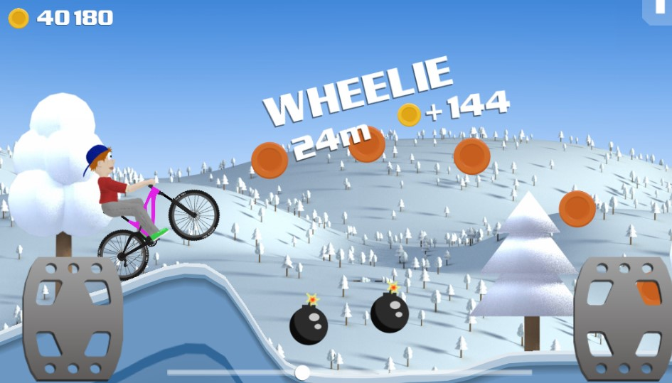 Wheelie Games to Release Some Stress